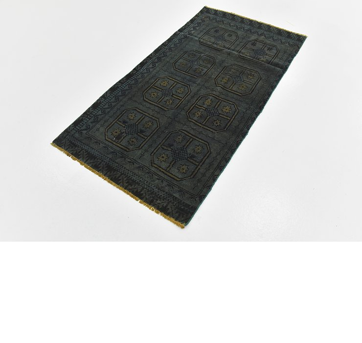 2' 9 x 5' 2 Ultra Vintage Persian Rug