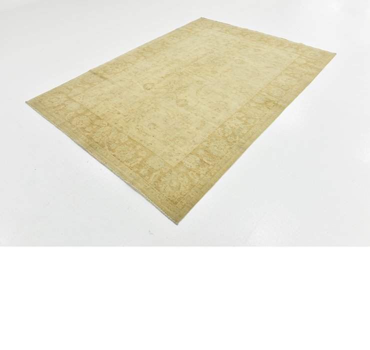 5' 8 x 7' 10 Over-Dyed Ziegler Rug