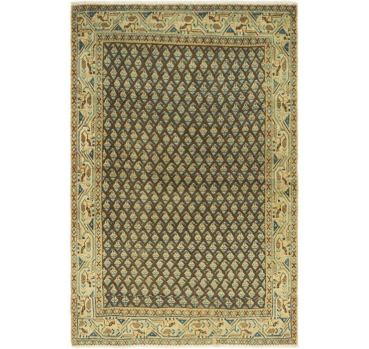 3' 2 x 5' Ultra Vintage Persian Rug