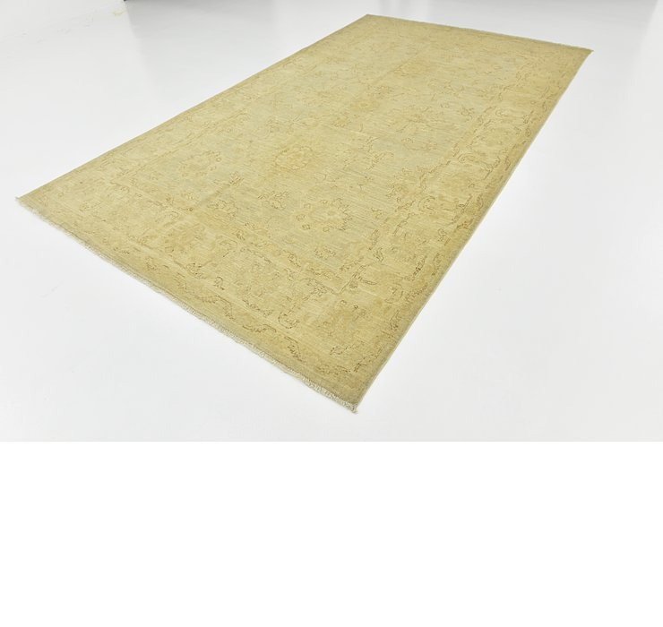 5' 10 x 10' 2 Over-Dyed Ziegler Rug