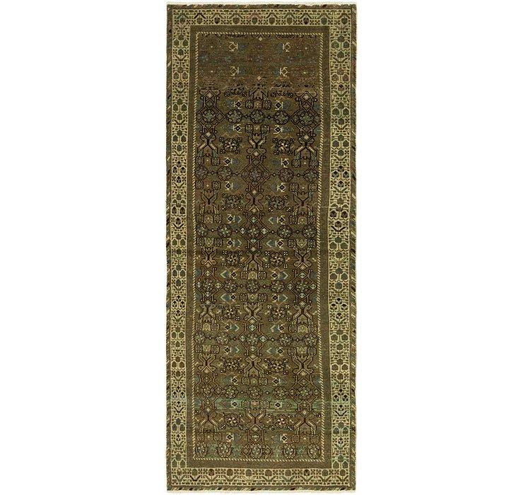 3' 2 x 8' 10 Ultra Vintage Persian R...