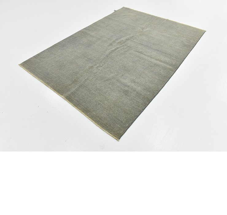 4' 10 x 6' 10 Over-Dyed Ziegler Rug