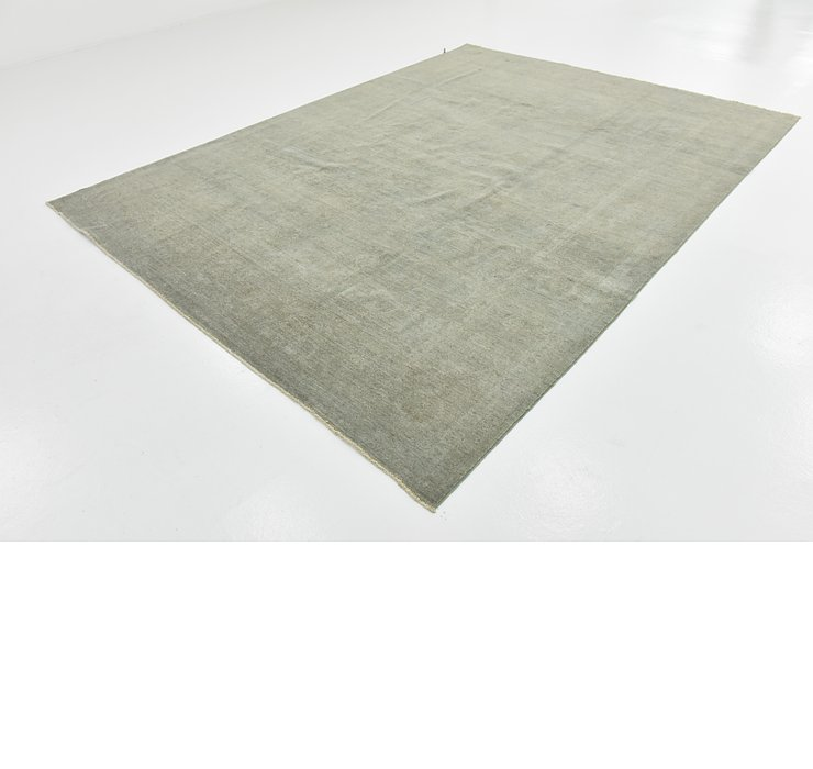 7' 10 x 10' 5 Over-Dyed Ziegler Rug