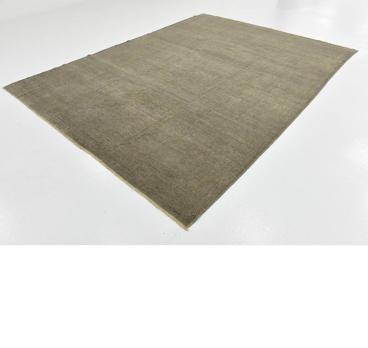 7' 10 x 10' 4 Over-Dyed Ziegler Rug