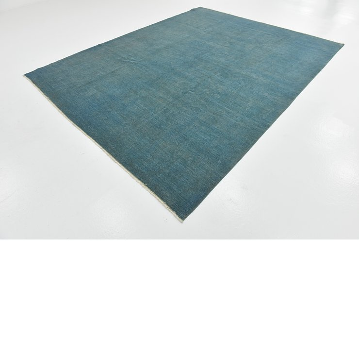 7' 9 x 10' Over-Dyed Ziegler Rug