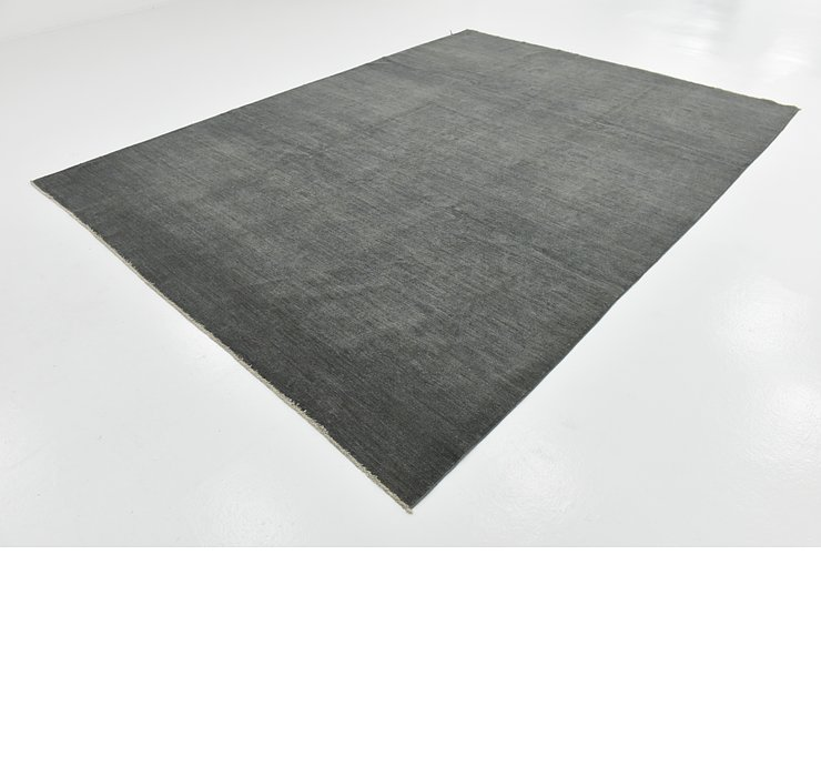 8' 1 x 11' Over-Dyed Ziegler Rug