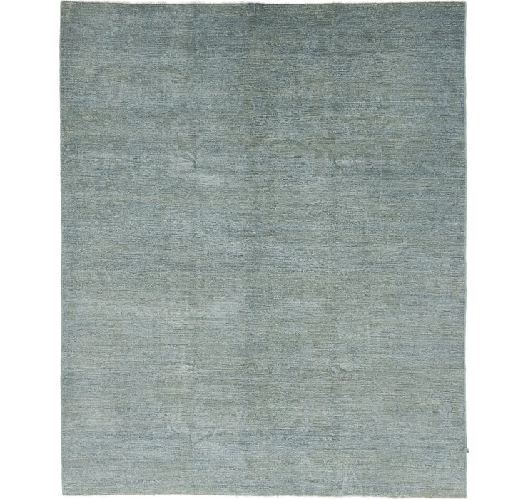 8' x 9' 9 Over-Dyed Ziegler Rug