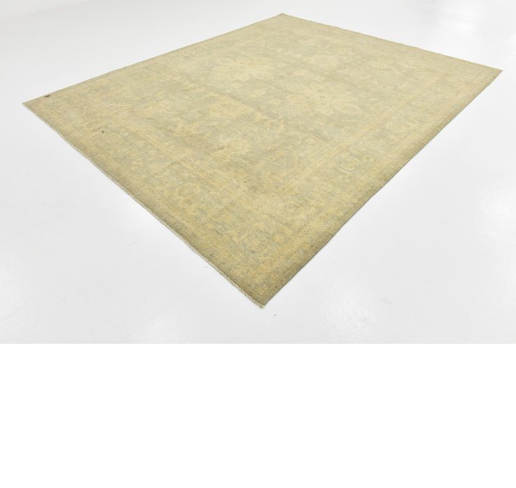 8' 2 x 10' Over-Dyed Ziegler Rug