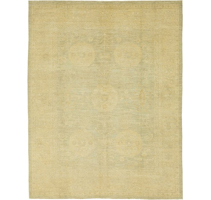 8' x 10' 3 Over-Dyed Ziegler Rug