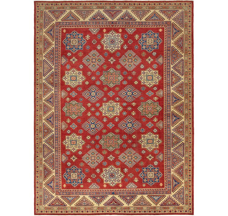 10' 2 x 14' Kazak Oriental Rug