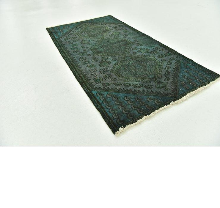 2' 2 x 4' 2 Ultra Vintage Persian Rug