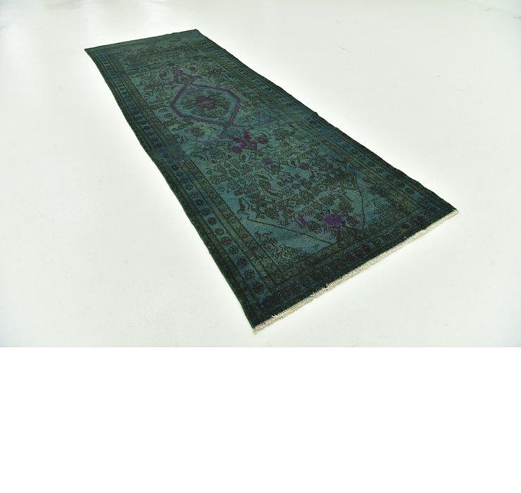 3' 4 x 9' 8 Ultra Vintage Persian R...