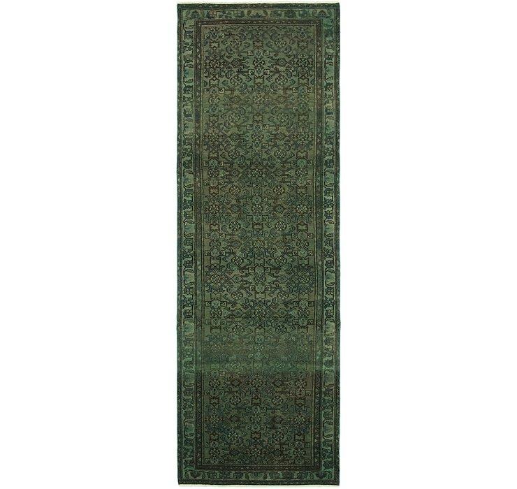 3' 2 x 10' 5 Ultra Vintage Persian R...