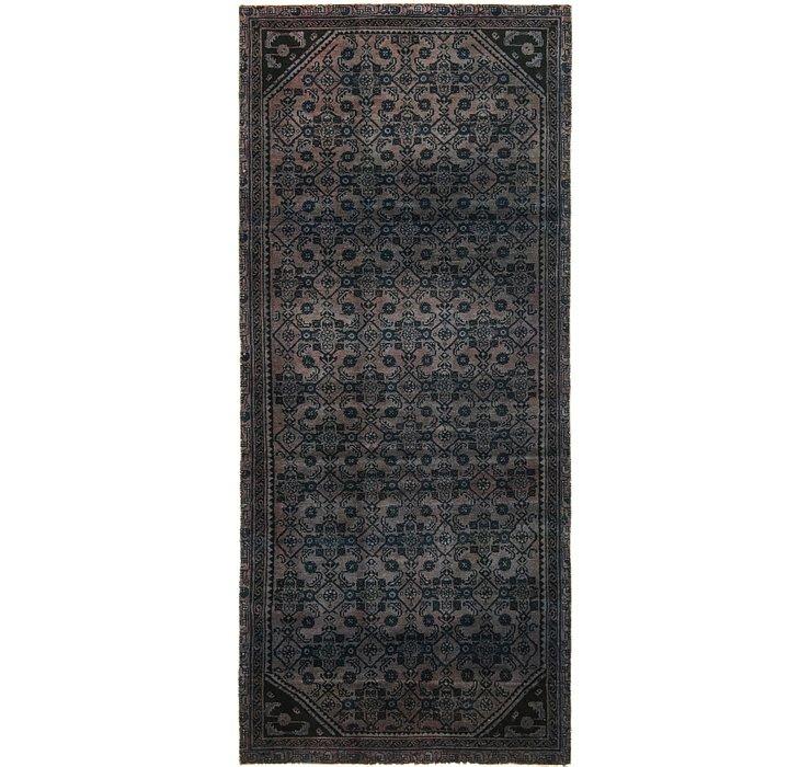 3' 8 x 8' 6 Ultra Vintage Persian R...