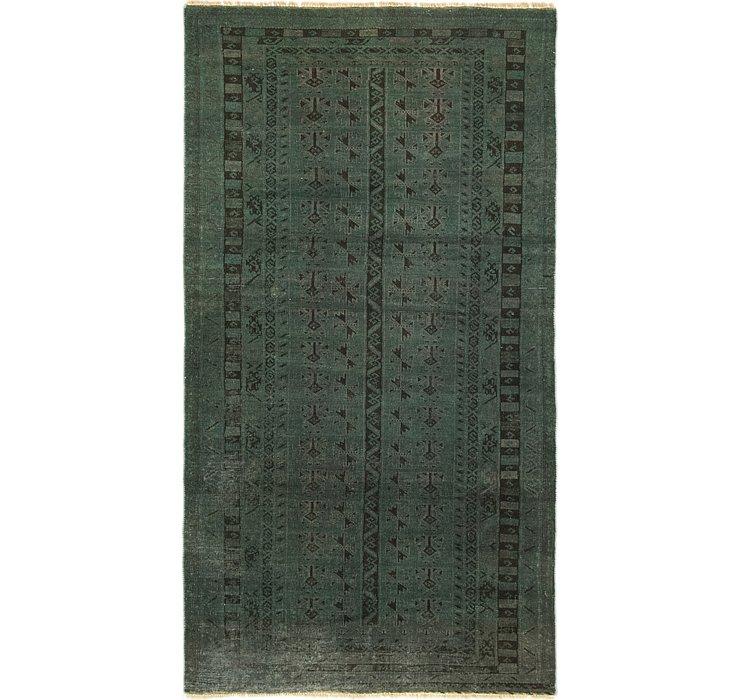 3' 3 x 6' 1 Ultra Vintage Persian Rug