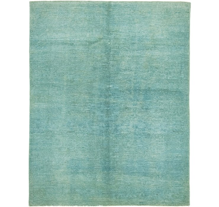 4' 10 x 6' 4 Over-Dyed Ziegler Rug