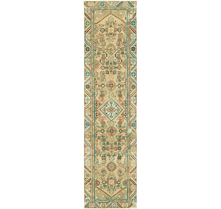 2' 10 x 11' 10 Ultra Vintage Persian R...