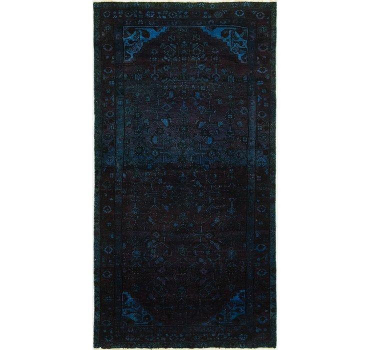 3' 4 x 6' 5 Ultra Vintage Persian R...