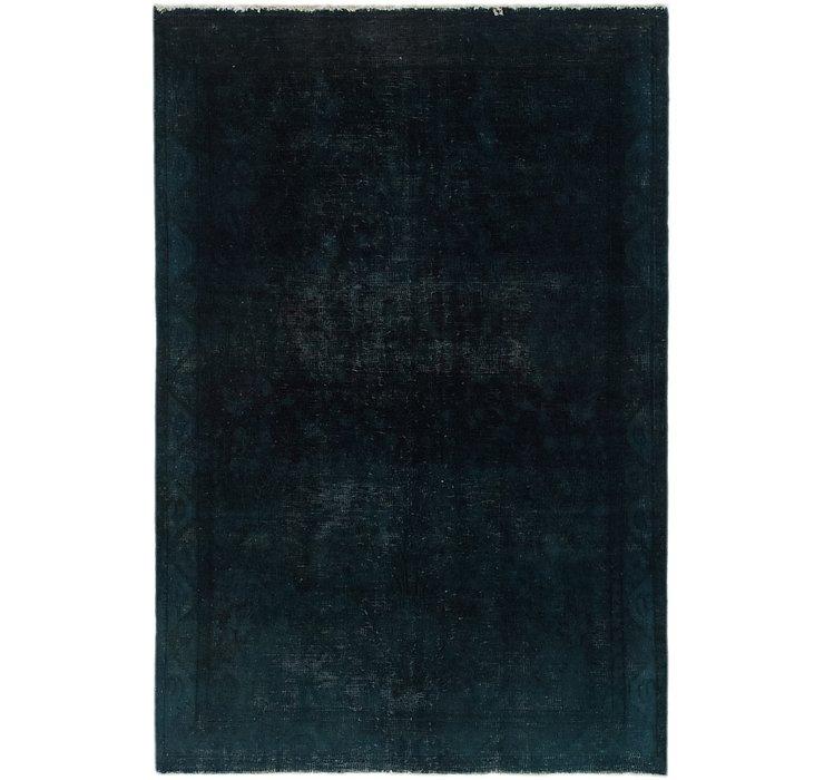 122cm x 183cm Ultra Vintage Persian Rug