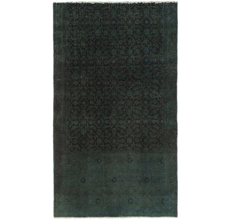 3' 4 x 5' 10 Ultra Vintage Persian Rug