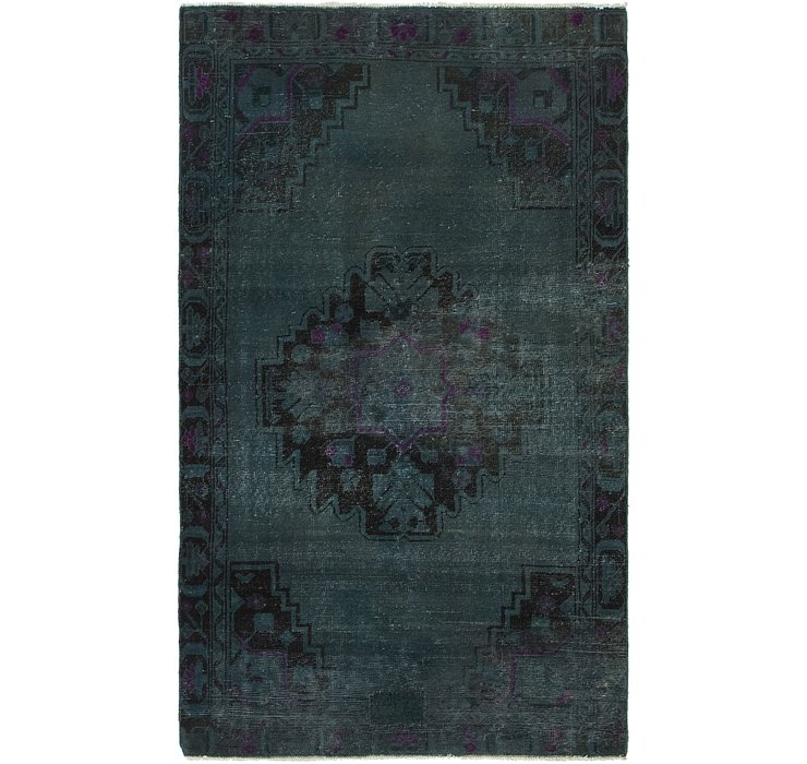 3' 9 x 6' 6 Ultra Vintage Persian Rug