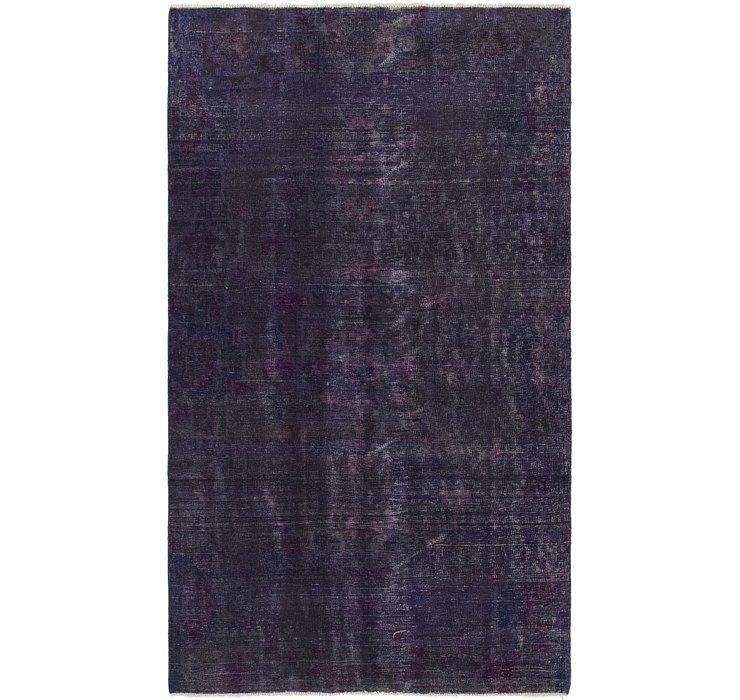 3' 9 x 6' 9 Ultra Vintage Persian Rug