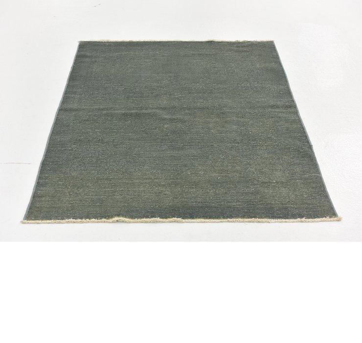 3' 2 x 4' 9 Over-Dyed Ziegler Rug