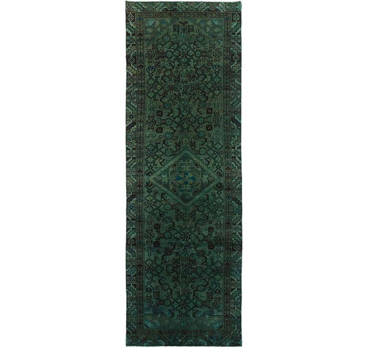 2' 10 x 9' 2 Ultra Vintage Persian R...