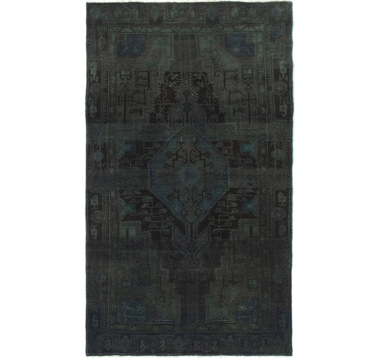 3' 8 x 6' 7 Ultra Vintage Persian Rug
