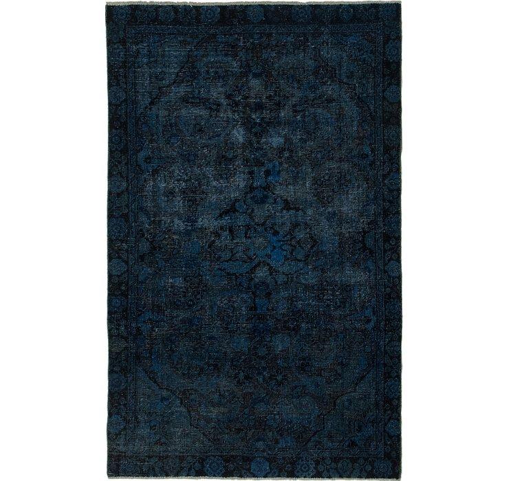 125cm x 200cm Ultra Vintage Persian Rug