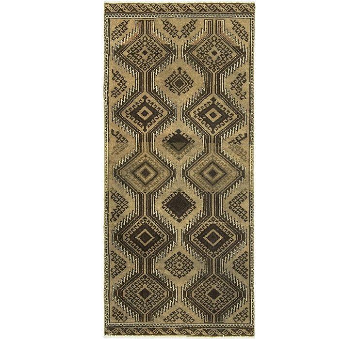 75cm x 173cm Ultra Vintage Persian Rug