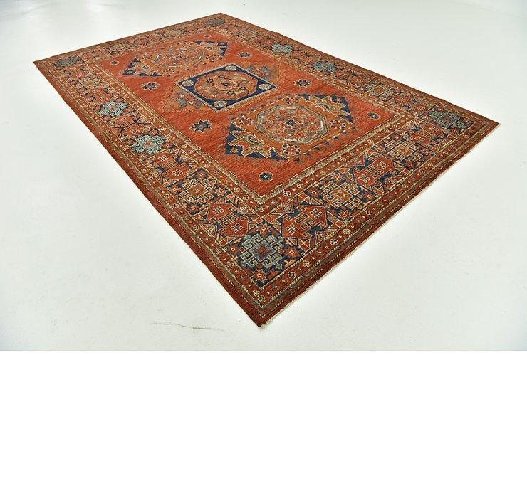 7' 1 x 11' Kazak Rug