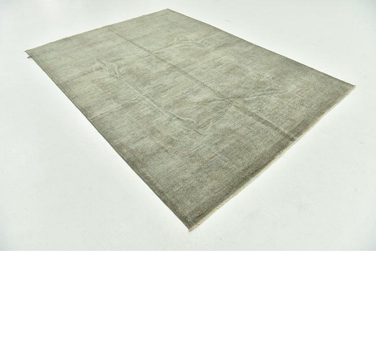 6' 2 x 8' 5 Over-Dyed Ziegler Rug