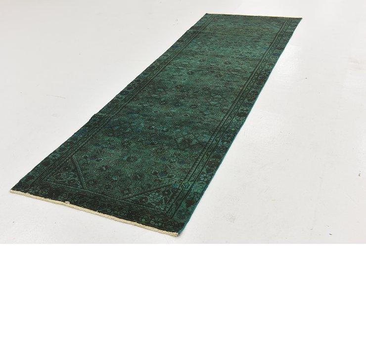 3' 1 x 9' 8 Ultra Vintage Persian R...