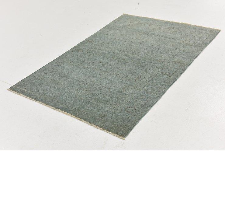 3' 3 x 5' Over-Dyed Ziegler Rug