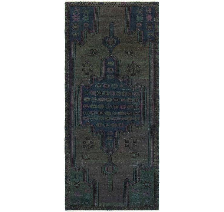 2' 8 x 6' 2 Ultra Vintage Persian R...