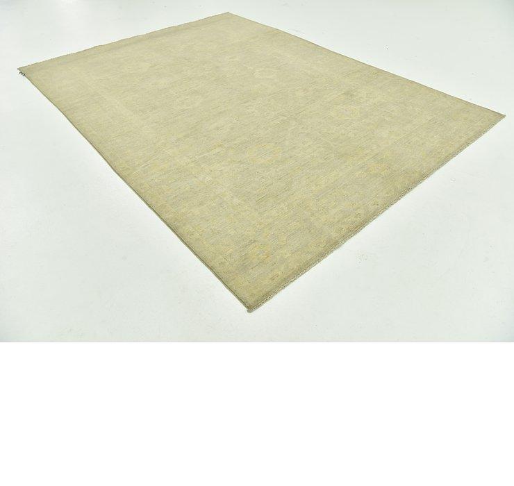 6' 8 x 9' 1 Over-Dyed Ziegler Rug
