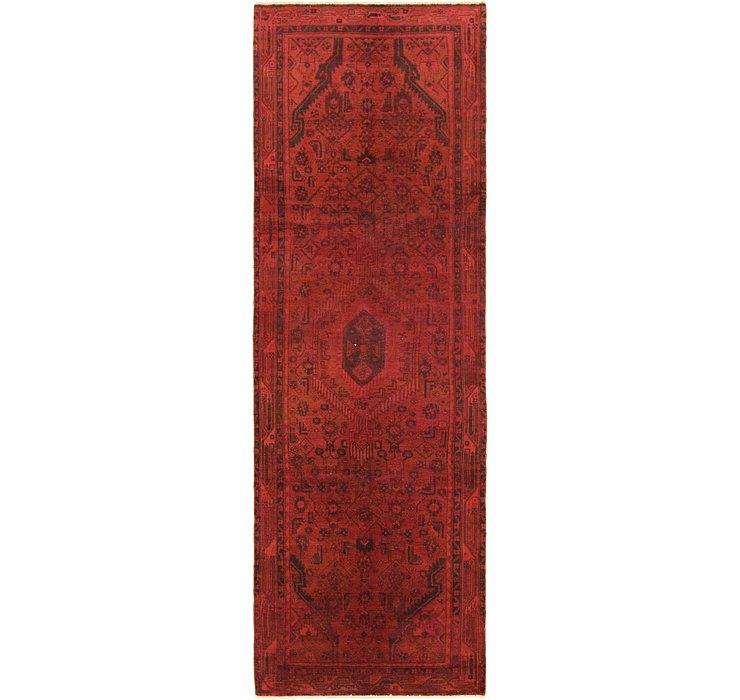 3' 5 x 10' 9 Ultra Vintage Persian R...