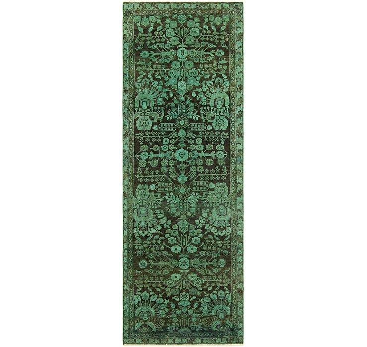 95cm x 282cm Ultra Vintage Persian R...