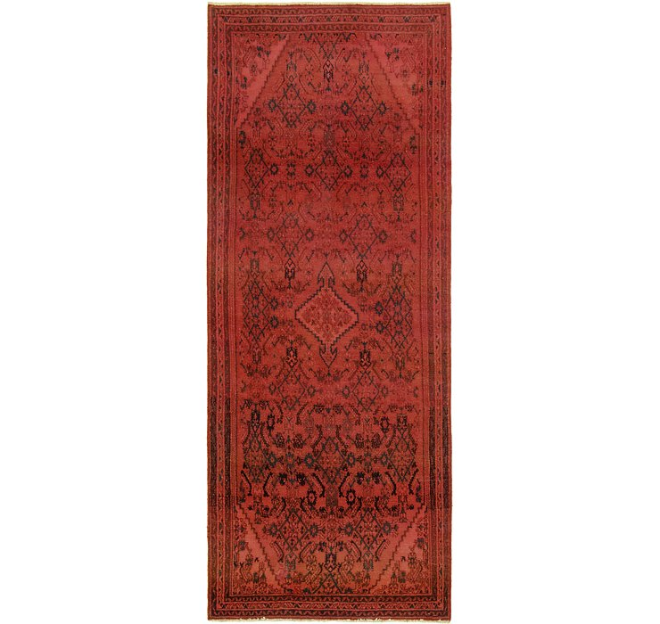 3' 6 x 9' 8 Ultra Vintage Persian R...