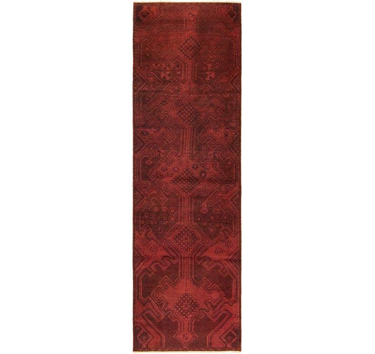 2' 4 x 8' 6 Ultra Vintage Persian R...
