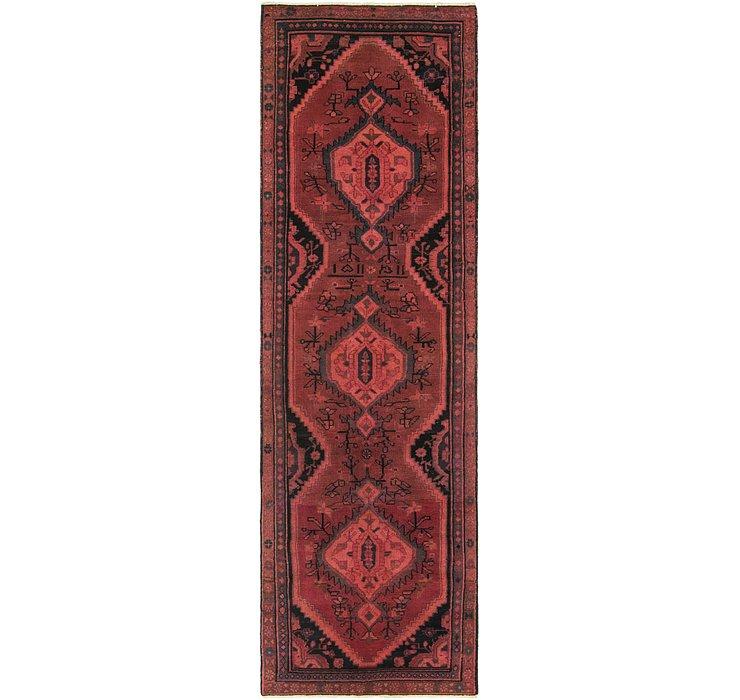 2' 10 x 9' 7 Ultra Vintage Persian R...