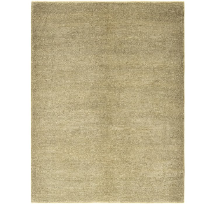 6' 3 x 8' 5 Over-Dyed Ziegler Rug