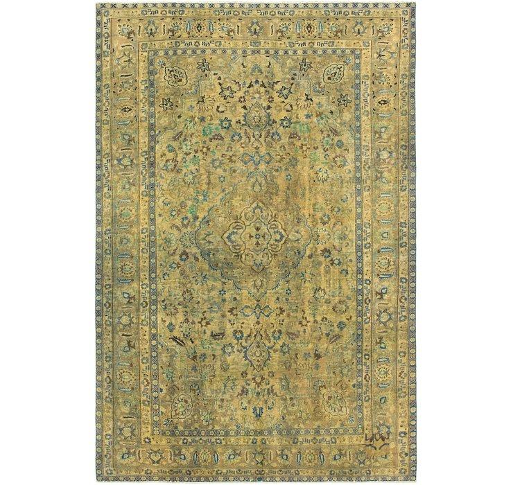 185cm x 285cm Ultra Vintage Persian Rug