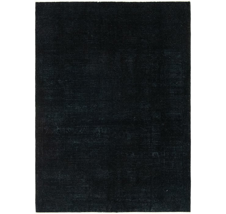 5' 6 x 7' 6 Over-Dyed Ziegler Rug