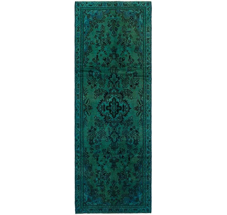3' 4 x 9' 7 Ultra Vintage Persian R...