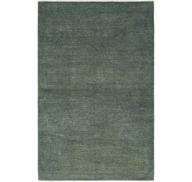 4' x 6' 3 Over-Dyed Ziegler Rug