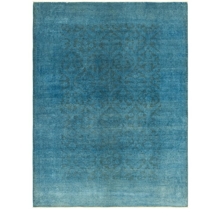 6' 2 x 8' 2 Over-Dyed Ziegler Rug