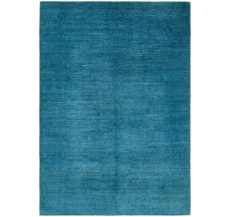 6' x 8' 9 Over-Dyed Ziegler Rug