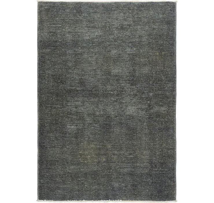 90cm x 135cm Over-Dyed Ziegler Rug